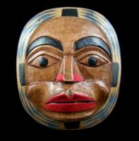 Moon Mask II -