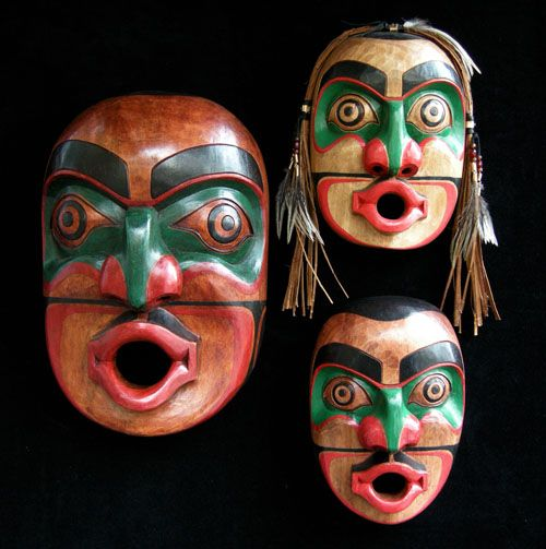 Atlakim Mask -