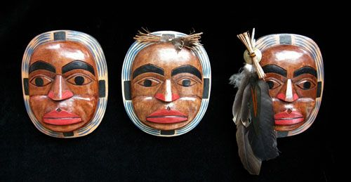 Moon Mask (Four Seasons and Tides)