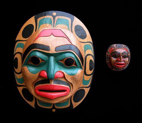 Moon Mask