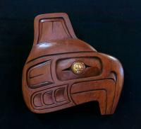 Eagle (Natural Finish) -