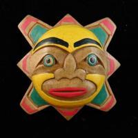 Sun II with Rays -