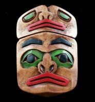 Frog Mask -