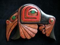 Hummingbird (Painted) -