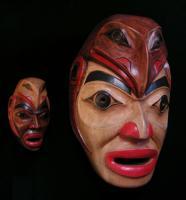 Eagle Dancer Mask -