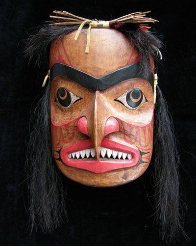Thunderbird Spirit Mask