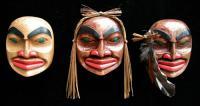 Burrard Man Mask