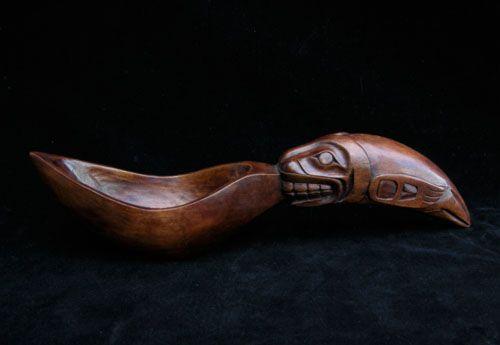 Potlach Spoon - Killer Whale