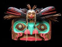 Raven Spirit Mask